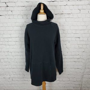 Gymshark textured training hoodie kangaroo pocket M